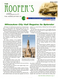 FJA Christiansen Roofers Report