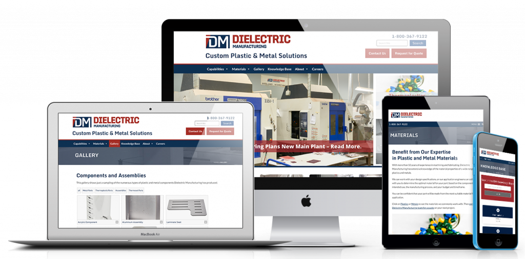 dielectric manufacturing website